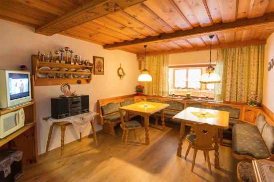 Aufenthaltsraum - Ferienwohnungen - Zimmer - Wagrain im Salzburger Land