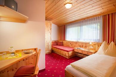 Einzelzimmer - Wagrain - Kleinarl - Salzburger Land - Ortnerbauer