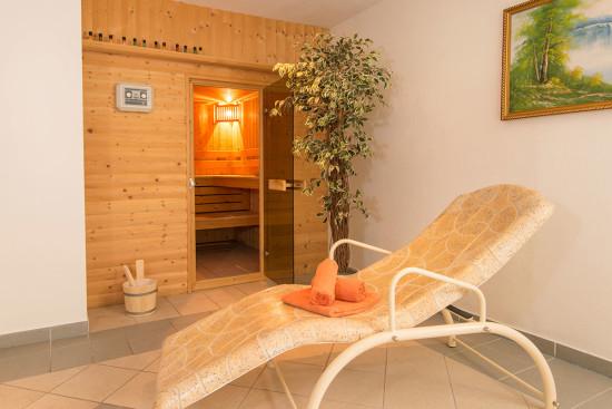 Wellnessbereich - Ferienwohnungen - Wagrain - Kleinarl - Urlaub im Salzburger Land