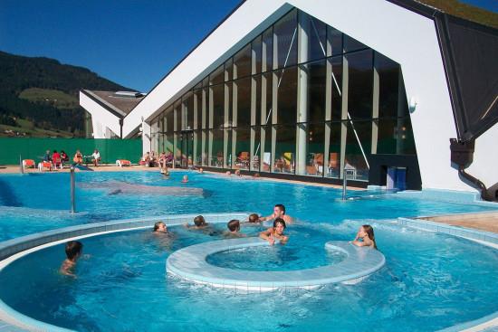 Therme Amadé - Sommerurlaub - Wagrain - Kleinarl - Salzburger Land - Ferienwohnungen - Ortnerbauer