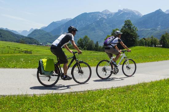Rad fahren - Sommerurlaub - Wagrain - Kleinarl - Salzburger Land - Ferienwohnungen - Ortnerbauer