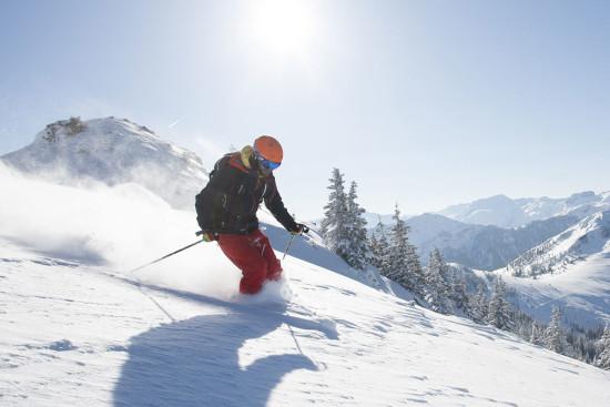 Skifahren - Snowboarden - Winterurlaub - Wagrain - Salzburger Land - Zimmer - Ferienwohnungen - Ortnerbauer