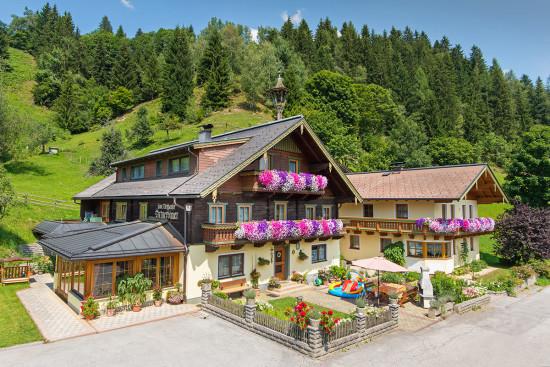 Urlaub am Bauernhof - Ferienwohnungen - Zimmer - Ortnerbauer - Moadörfl - Wagrain - Kleinarl